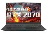 机械革命深海泰坦 X10Ti-S(i7 10875H/16GB/512GB+1TB/RTX2070)