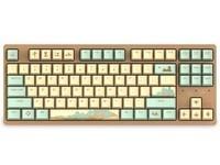 达尔优A87千里江山机械键盘